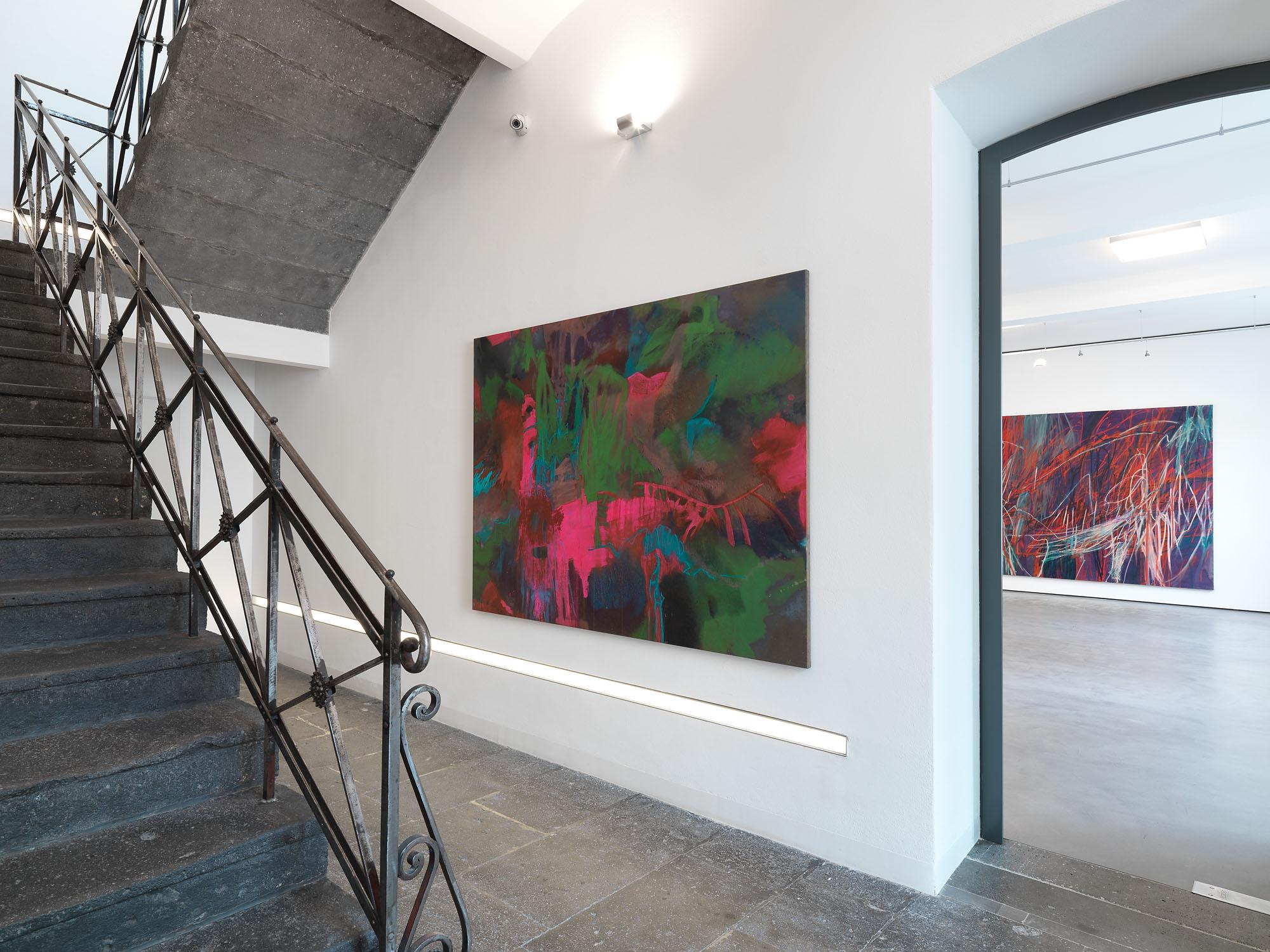 Instalationview, Sabrina Haunsperg, Galerie Judith Andreae, Bonn, Germany(2)