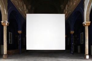 Untitled, 2016, Wouter Huis, location The Chapel at Greylight Projects Brussels